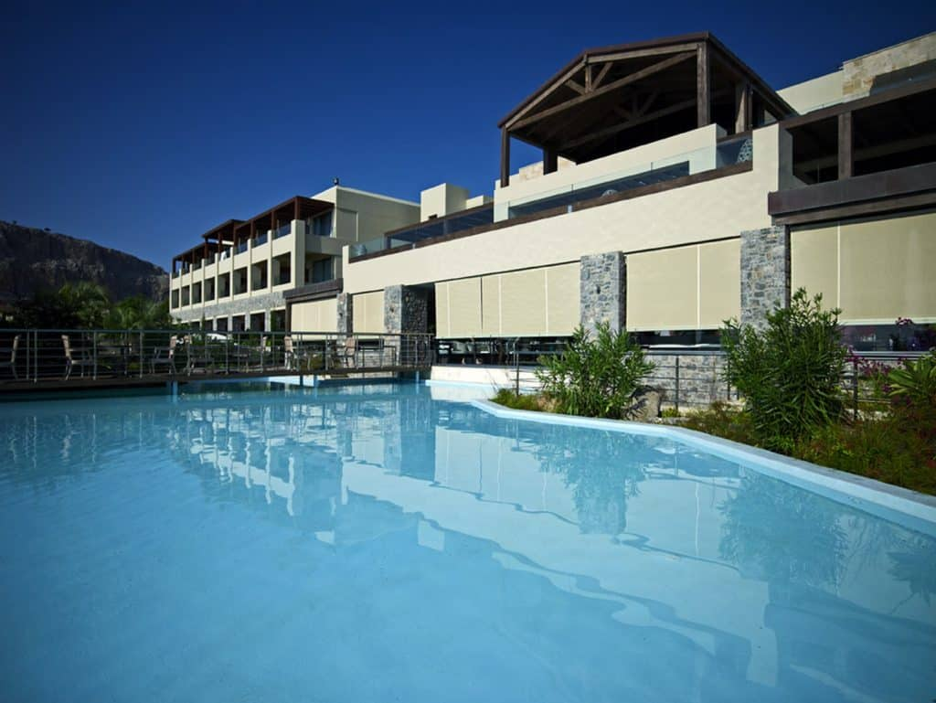 Erwachsenenhotel Aquagrand Luxus Resort & Spa, Hotelansicht