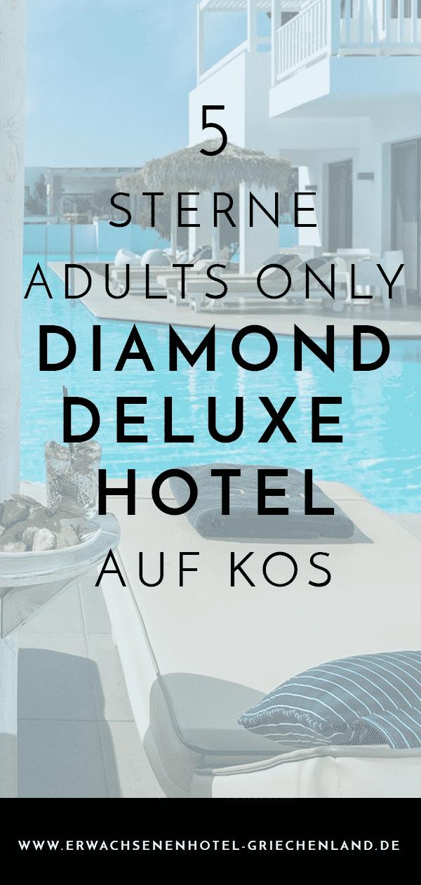 5 Sterne Adults Only Diamond Deluxe Hotel auf Kos | Erwachsenenhotel Griechenland