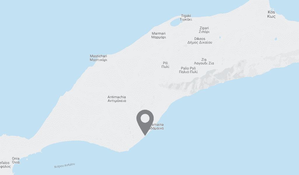 Sentido Carda Beach_ Google Maps