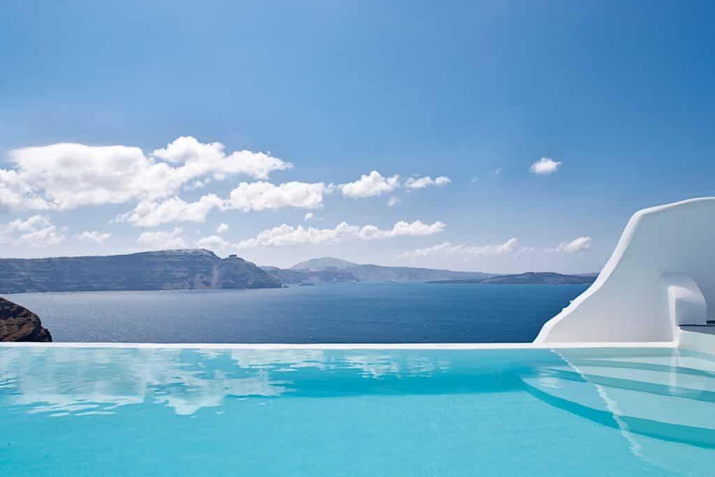 Erwachsenenhotel Griechenland - Adronis Luxury Suites