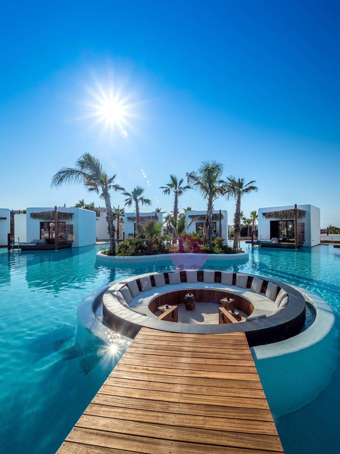 5 Sterne Erwachsenenhotel Stella Island Luxury Resort Adults Only