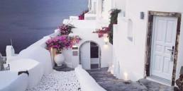 Erwachsenenhotel Griechenland - Canaves Oia Hotel