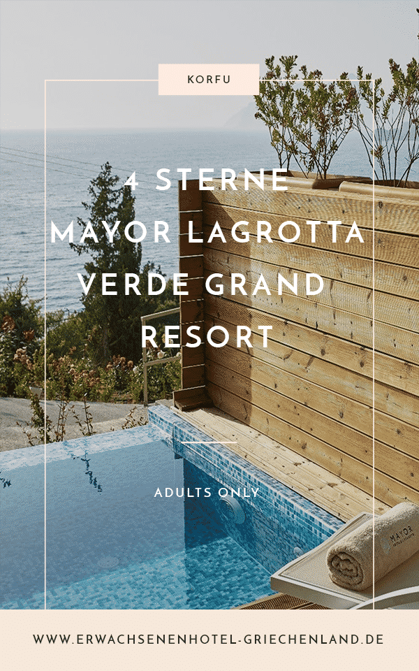 Adults Only Mayor Lagrotta Verde Korfu Erwachsenenhotel Griechenland