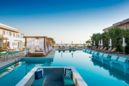 Enorme Lifestyle Beach Resort auf Kreta